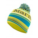 Marmot Boys Retro Pom Hat - WinterKids.com