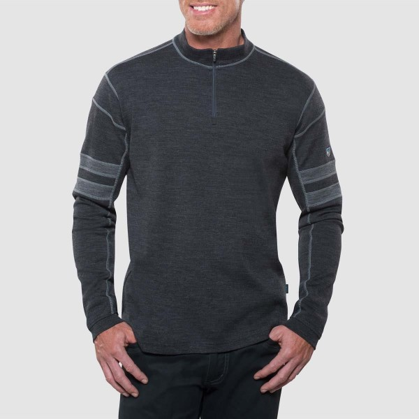 Men's Team 1/4 Zip Sweater
