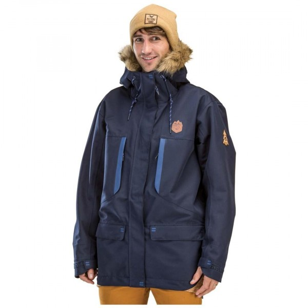 Men's Organic Clothing Scout 3L Jacket - Wintermen.com