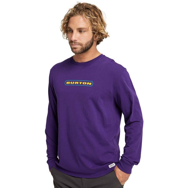 Men's Jefferson Long Sleeve T-Shirt