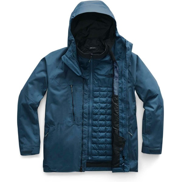 The North Face Men's Thermoball ECO Snow Triclimate Jacket - WinterMen.com