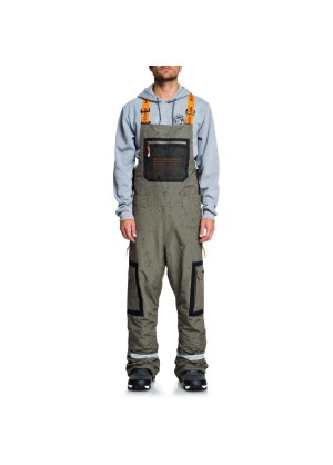 Men's DC Revival Bib Pants - Wintermen.com