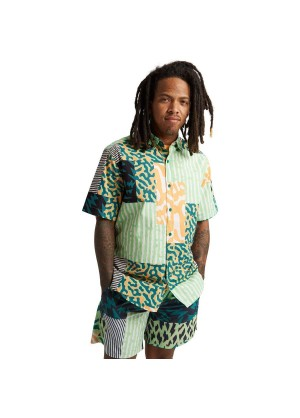 Men's Shabooya Camp Short Sleeve Shirt