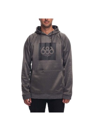 Men's  Knockout Bonded Pullover Fleece - Wintermen.com