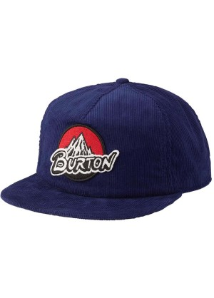 Retro Mountain Snapback Hat