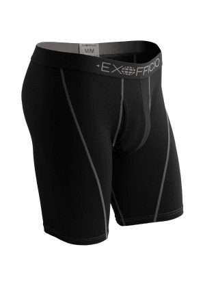 "Men's Give-N-Go Sport Mesh 9"" Boxer Brief - Wintermen.com"