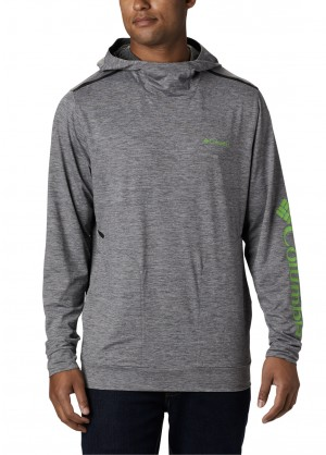 Columbia Men's Tech Trail Pullover Hoodie- WinterMen.com