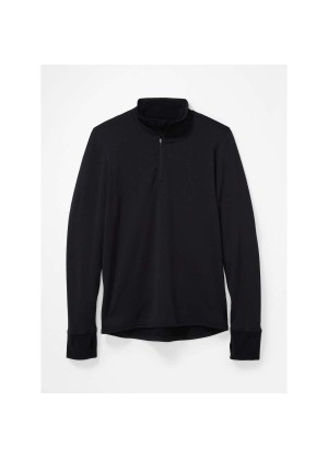 Men's Polartec Baselayer 1/2 Zip - Wintermen.com