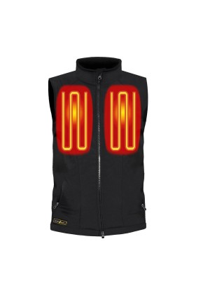 Men's ActionHeat 5V Battery Heated Softshell Vest - Wintermen.com
