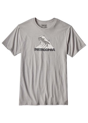 Patagonia Men's Snow Surf Cotton/Poly T-Shirt - Wintermen.com
