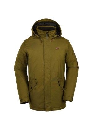 Men's Padron Insulated Jacket - Wintermen.com